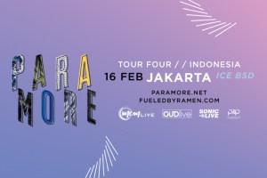 Konfirmasi Perihal Pembatalan Konser Paramore