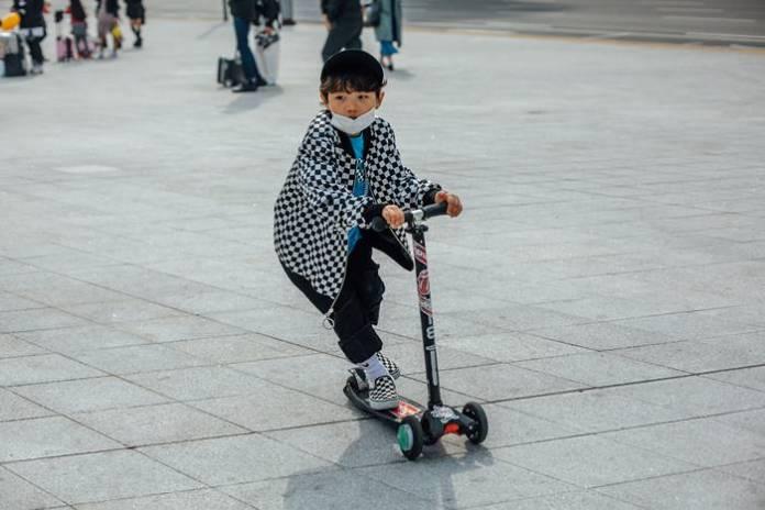Fashion Anak Street style
