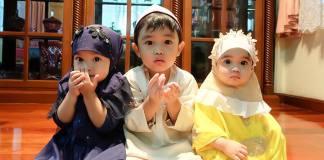 Tren Model Baju Muslim Anak