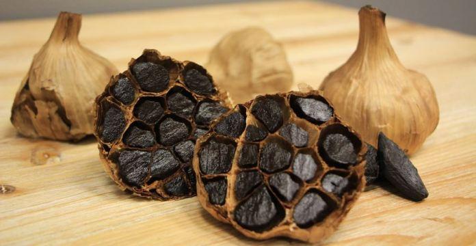 Manfaat Black Garlic / Bawang Hitam