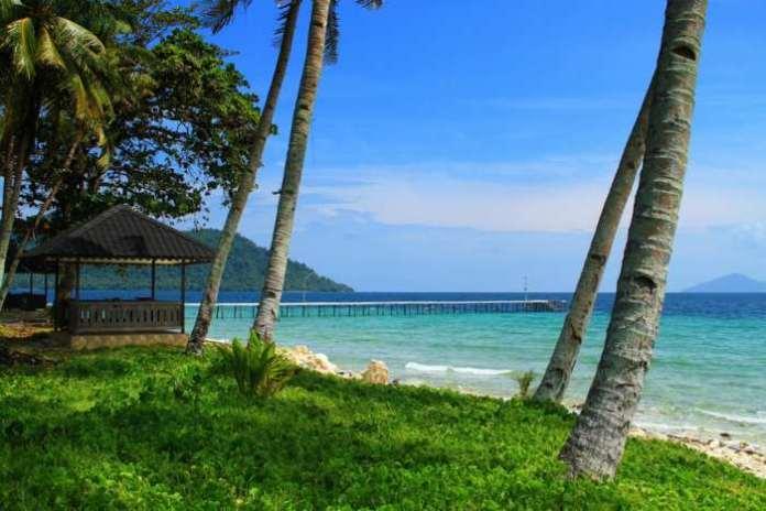 Wisata Pulau Randayan Pontianak