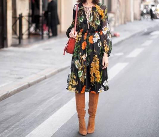 Mix and Match Midi Dress