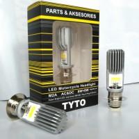LAMPU LED MOTOR TYTO ORIGINAL H6 VARIO BEAT MIO JUPITER M2A AC/DC