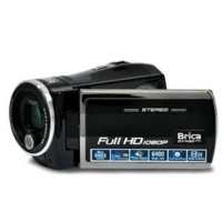 Handycam Brica Dv-h30 Pro Hingga 500x Total Zoom + VGen 8Gb