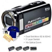 handycam/kamera video Brica DV VIV-1 PRO FHD Camcorder Black