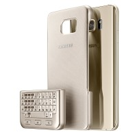OFFICIAL SAMSUNG KEYBOARD COVER FOR SAMSUNG GALAXY NOTE 5 - GOLD