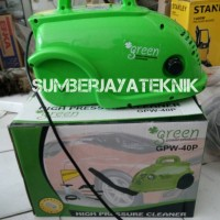 Mesin Cuci Mobil/ AC watt kecil GREEN murah!!
