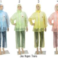 Jas Hujan Jaket Celana TRANZ