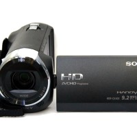 Sony Handycam HDR-CX405 - 9.2 MP - 60x Zoom Optical - Black