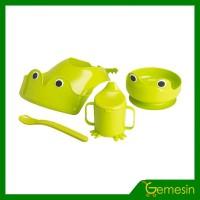 IKEA Mata Peralatan Makan Bayi - Mangkuk,Training Cup,Slabber,sendok