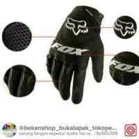 sarung tangan sepeda/ motor fox original