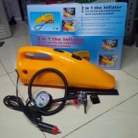 alat cuci steam mobil motor ac portable lighter 12 V