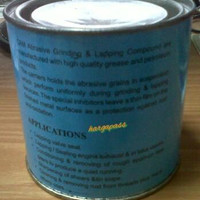 Cam abrasive lapping compound,grinding paste,