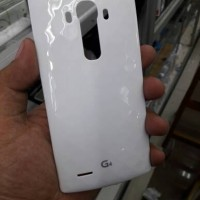 Tutup Casing Hp LG G4 WHITE CERAMIC !! Backdoor LG G4