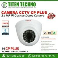 CAMERA CCTV CP PLUS 2.4 MP IR Cosmic Dome Camera | CP-USC-DA24L2