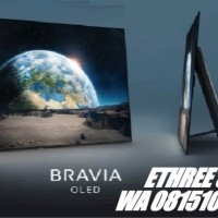 SONY BRAVIA OLED ANDROID TV 55 INC KD-55Q1 4K HDR NEW PRODUCT