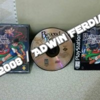 READY - IMPORT - PS1 - Beyond The Beyond