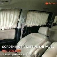 Gorden mobil Honda City/Tirai mobol Honda City
