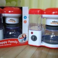 Mainan mesin kopi / coffee maker set