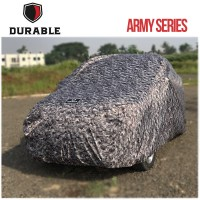 MERCY W211 E270 DURABLE PREMIUM CAR BODY COVER ARMY GREY