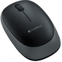 Logitech Wireless Mouse M165 Black