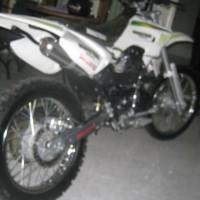 MOTOR TRAIL MONSTRAC TRAIL GTS 200CC