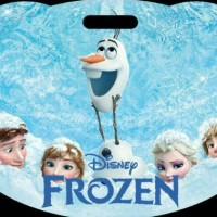 Meja Belajar Anak-Anak Frozen 3
