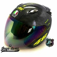 Helm Rossi Carbon Project Moto Gp