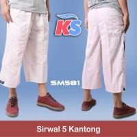 Sirwal 5 Kantong - Limited Stock -
