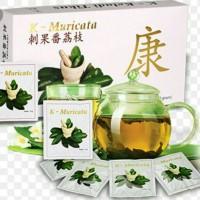 promo K Muricata adalah Obat Herbal dalam Bentuk teh
