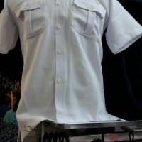 kemeja putih PNS pria baju PDH cowok