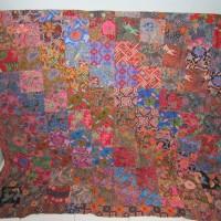 SELIMUT BATIK PERCA 180 x 200 Rp 140.000