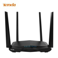 Tenda AC6 Wifi Router Smart Dual Band AC1200 4 Antena