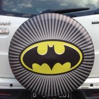 Custom Cover Ban Serep Mobil Sarung Batman Desain
