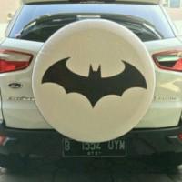 Custom Cover Ban Serep Mobil Sarung Batman Custom