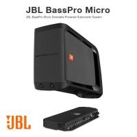 JBL BassPro Micro - Basstube Aktif 8-in Dockable Subwoofer