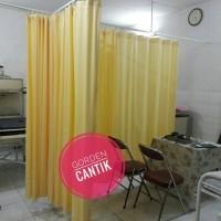 Gorden Tirai Rumah Sakit Anti Darah