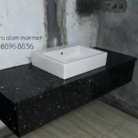 meja wastafel granit marmer murah