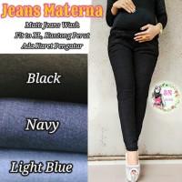 Celana Panjang Bumil Pants Wanita JEANS MATERNA