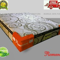 Spring Bed Kasur Matras Romance 180 x 200 not elite airland