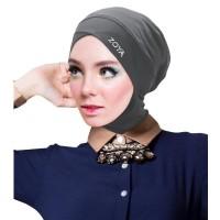 lembut adem nyaman Zoya Inner Kerudung Ciput Hijab - Ciput Fukuoka