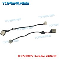 Laptop DC Power Jack with cabe Dell Inspiron 14 5443 5447 5448 5445 0K