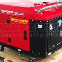 Jual Genset Honda silent 3 kva 1 phase 3000 Watt GRATIS ONG Murah