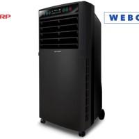 AIR COOLER SHARP PJ-A77TY murah bukan AC portable kipas angin