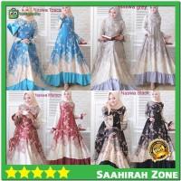 Baju Gamis Syari Wanita Remaja Modern Long Dress Muslim TERMURAH Tebal