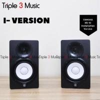 Yamaha HS5i Studio Monitor Speaker Flat Triple3music Big promo