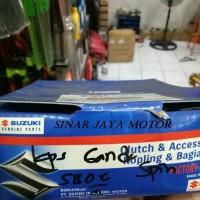 paket Kampas ganda, Mangkok, Vanbelt, per cvt , roller Suzuki Spin set