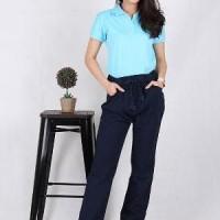 Celana Kulot Jeans Wanita -8202 CNA Colektion