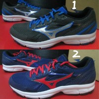 Sepatu Voli Mizuno Crusader 9 Pria Sepatu Sport Volley Cowok Running
