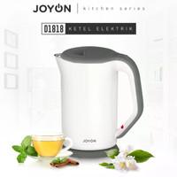 Joyon Kettle Listrik Alat masak air 1.8 Liter - D1818